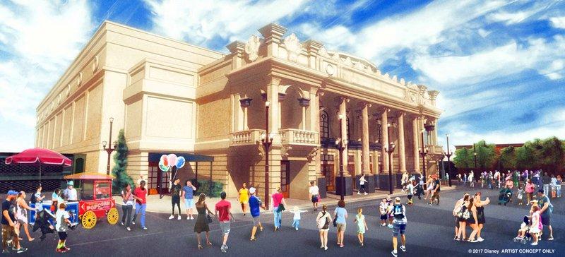 Disney D23 Expo Top Travel News theater
