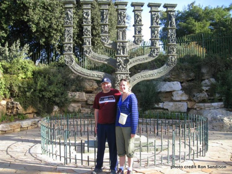 Ron Sandison shares his Tips on Traveling with Autism menorah