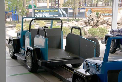 Morgan's Wonderland The World's First Inclusive Theme Park jeep