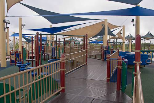 Morgan's Wonderland The World's First Inclusive Theme Park playground