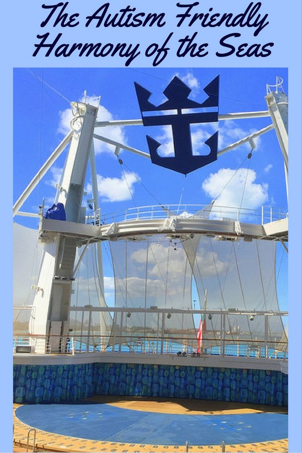 The Autism Friendly Harmony of the Seas pin