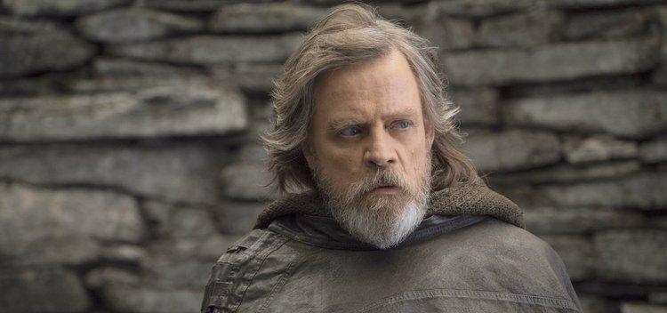 Luke Skywalker on a self imposed solitary break