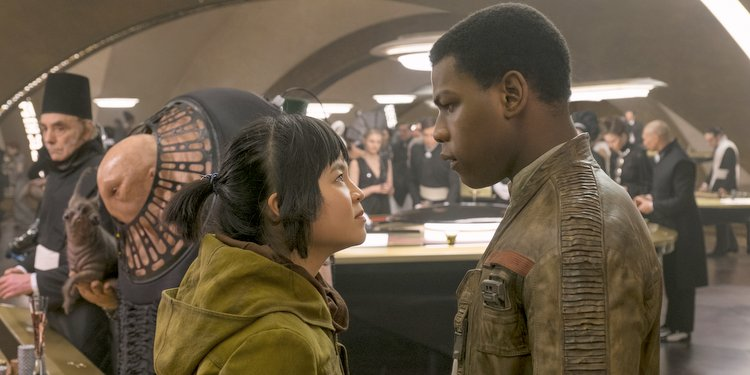 newcomer kelly marie tran becomes a strong character by the end of the movie