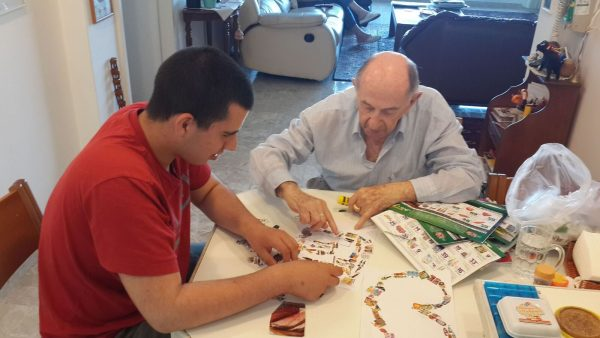 Q&A with Doron Somer founder of AngelSense grandpa