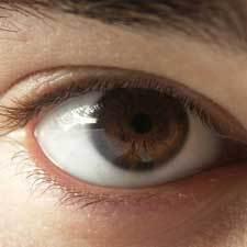 in their eyes