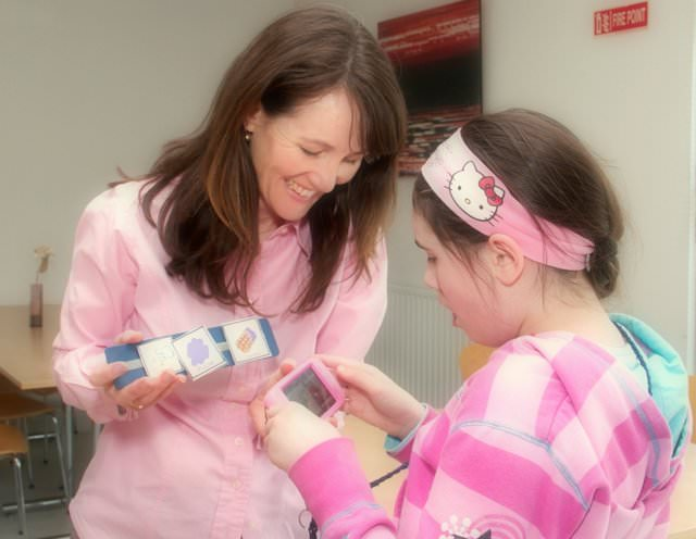 Q&A with Lisa Domican of Grace App mom and daughter