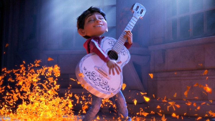 pixar-coco-guitar marigolds