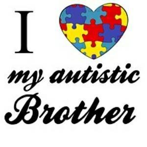 my autistic brother
