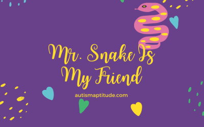 mr. snake is my friend
