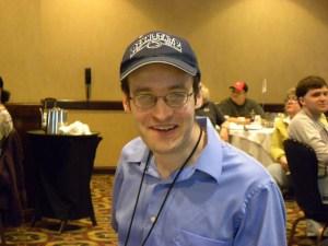 Scott Michael Robertson, Autistic Self Advocacy Network CC BY  AUCD