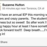 Parents of autistic children report special education teacher from California for remarks on Facebook