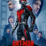 Ant Man – cool gadgets and shrinking in size would be cool too