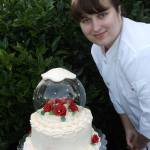 Young woman with autism plans to open her own bakery – Kim's Cupcakery.