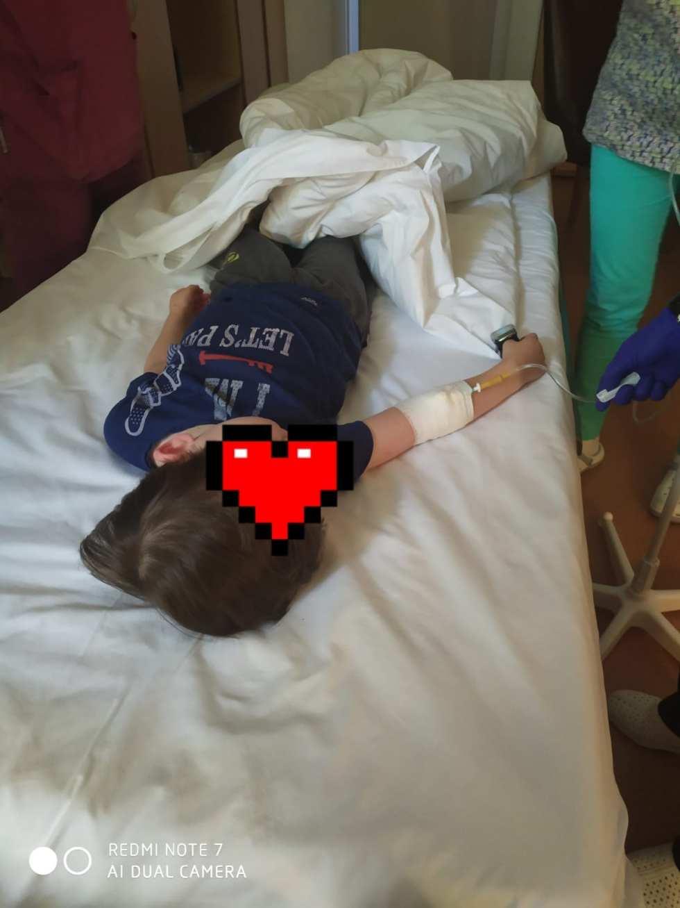 הפעם הראשונה שמקבל הילד טיפול תאי גזע לאוטיזם