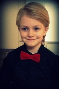 Alfred 8 år