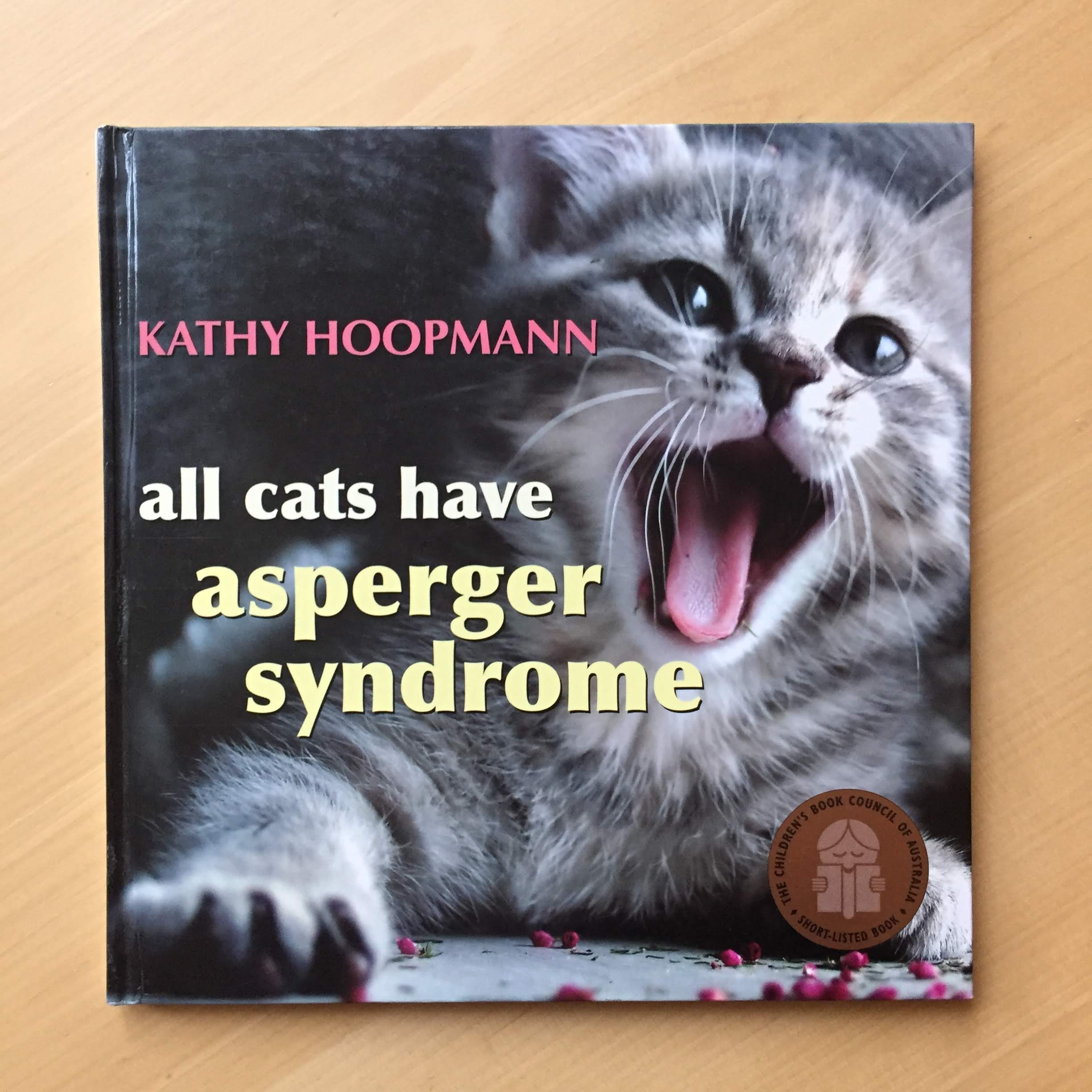 All Cats have Asperger syndrome af K. Hoopman 50 kr.