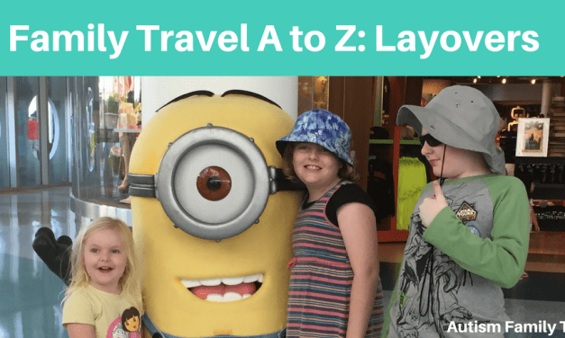 Family Travel A to Z: Layovers
