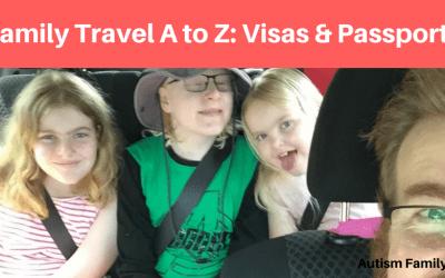 Family Travel A to Z: Visas & Passports