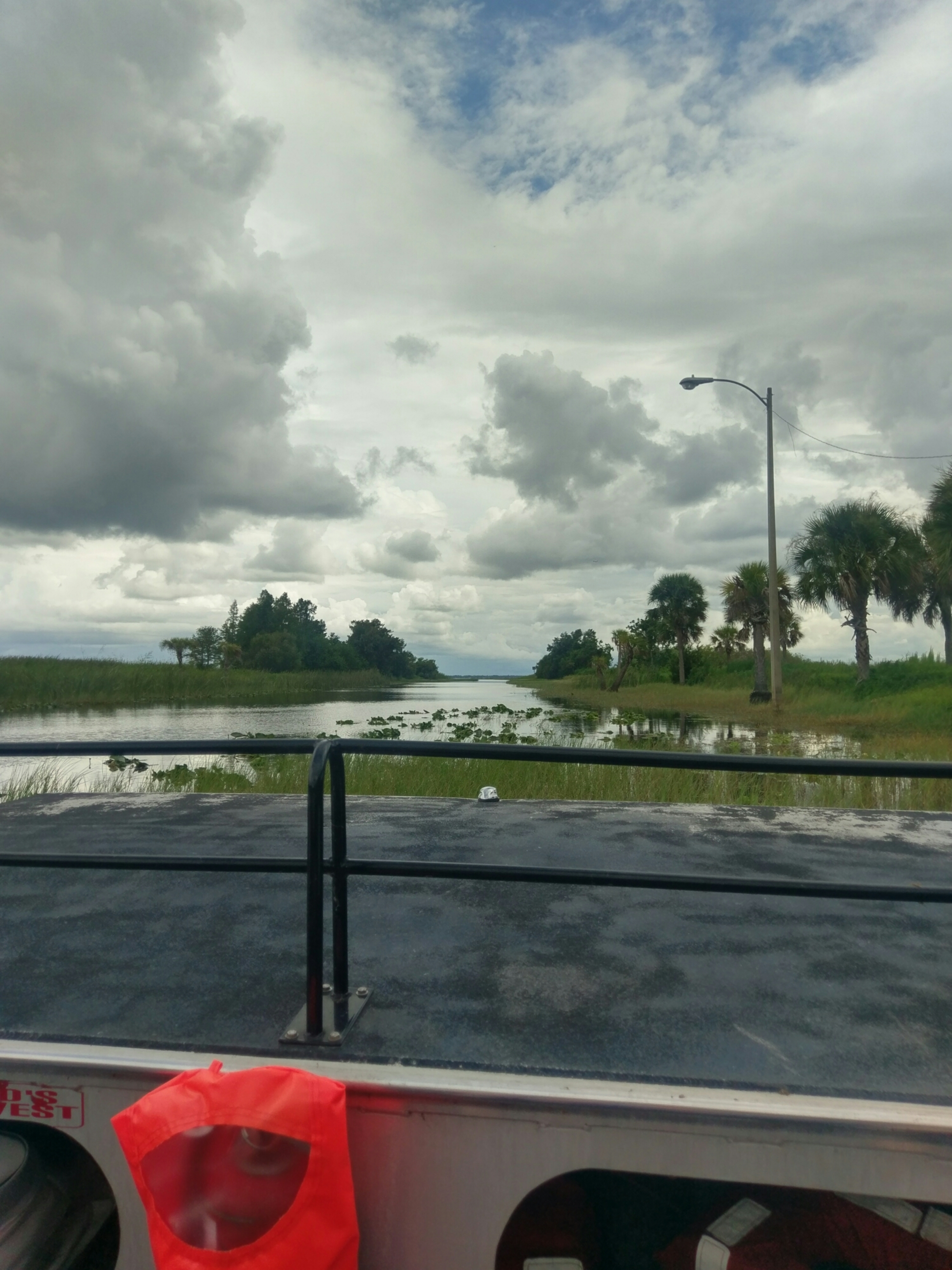 Boggy Creek Airboat Rides, Florida – Autism Kids on Tour