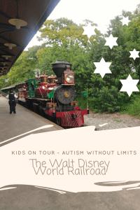 The Walt Disney World Railroad, Orlando