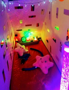 Using Sensory Rooms with children with Autism Spectrum Disorder (ASD) and Sensory Processing Disorder (SPD)