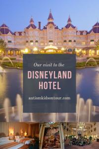 Our visit to The Disneyland Hotel, Paris
