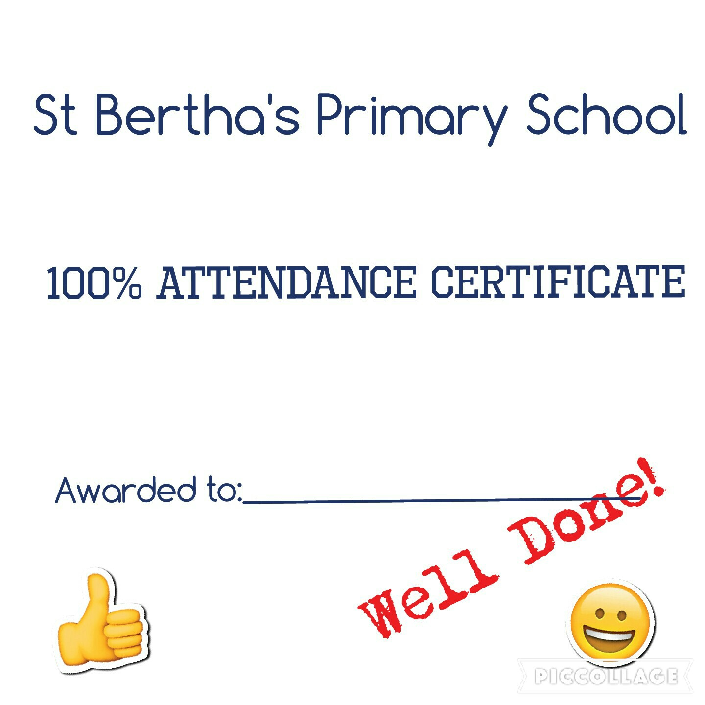 100 attendance awards and why i hate them