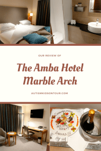 The Amba Hotel Marble Arch, London