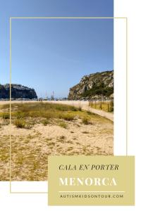 Cala en Porter, Menorca