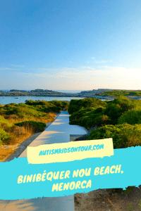 Binibéquer Nou  beach, Menorca