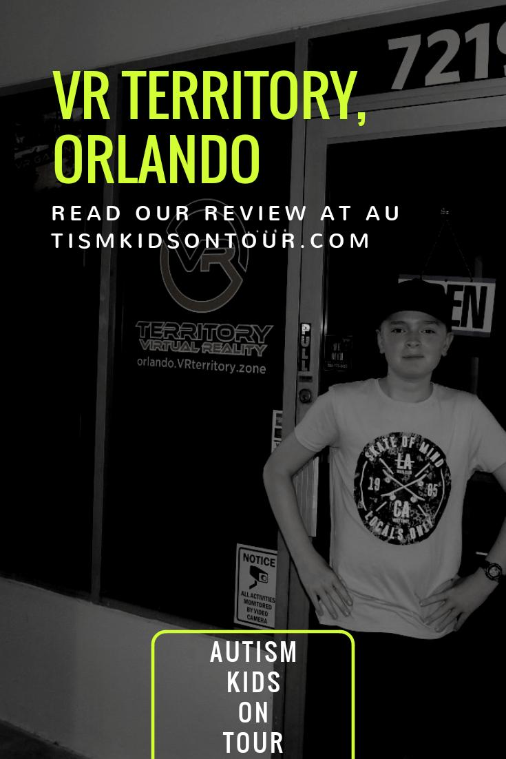 VR Territory, Orlando