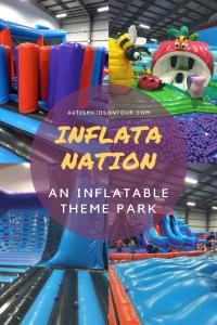 Inflata Nation, Manchester, UK