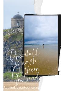 Downhill Beach, Northern Ireland