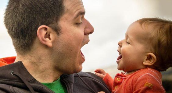 babytalking-dad