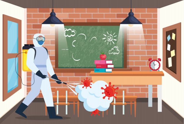 man-with-protective-suit-spraying-school-room-with_24877-64553