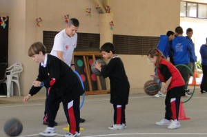 Baloncesto-autismo