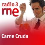 Entrevista en el programa de Carne Cruda de Radio 3