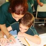 Una escuela que integra a los niños con autismo
