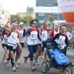Todos con Maria en el 1º Maratón de Montaña de Valencia.