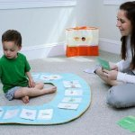 Enseñar respuestas espontáneas a niños con autismo