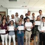 15 personas con discapacidad intelectual componen un equipo de formadores en derechos con el apoyo de FEAPS