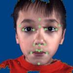 Los niños con autismo pueden presentar rasgos especiales en el rostro