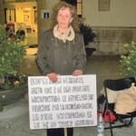 La madre de un niño con Trastorno del espectro autista inicia una huelga de hambre para que le devuelvan las ayudas para la medicación de su hijo