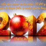 2012, un nuevo año, un mismo sueño