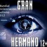 Gran Hermano se viste de Azul en el Día Mundial de la Concienciación del Autismo 2012