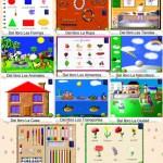'La web de Antonia Ortega', recursos didácticos para niños con necesidades educativas especiales