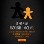 20.000 razones para apoyar la Segunda edición de los Premios Inocente, Inocente