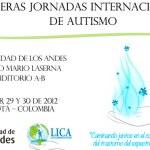Conclusiones de las Primeras Jornadas Internacionales de Autismo de Bogotá