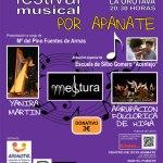 VIII Festival Musical solidario por APANATE