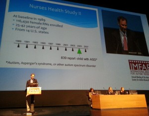 Perinatal Air Pollution Exposure and Autism, with New Results in the Nurses' Health Study-2 Foto: Autismo Diario
